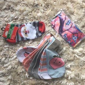 Lot of NWT socks 7pairs